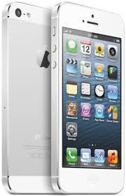 Apple iPhone 5 64GB 4G Plata, Color blanco - Smartphone (SIM única, iOS, NanoSIM, GSM, Barra, (Generalüberholt)