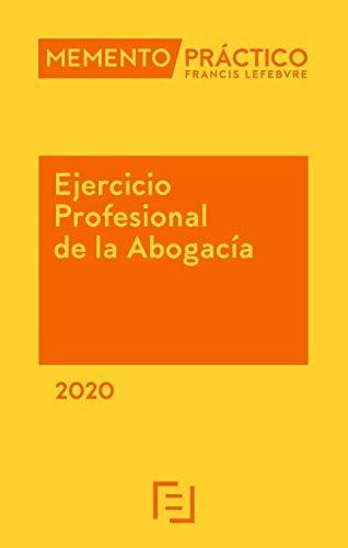 Memento Ejercicio Profesional de la Abogacía 2020