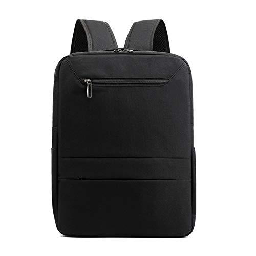 Glqwe Ergonomische rugzak, 20L mode met USB-aansluiting laptoptas 15,6 inch reis waterdicht Business Schoolstudenten