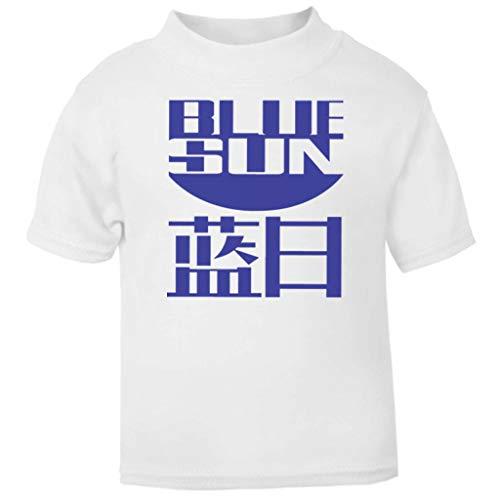 Cloud City 7 Blue Sun Corporation Logo Firefly Baby and Toddler Short Sleeve T-Shirt