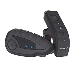 top rated Vnetphone V8 BT 3.0 Bluetooth Intercom, Esoku Motorcycle Helmet Waterproof Intercom Headset 5… 2021
