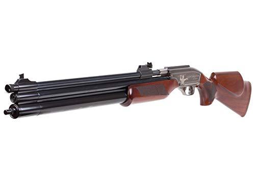Seneca Big Bore 44 909 Light Hunter PCP Air Rifle, 500cc Tank .45...
