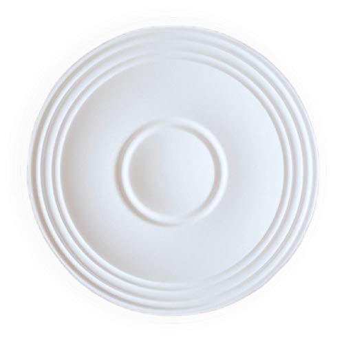 A la Maison Ceilings K26-pw K26 Ceiling Medallion, White
