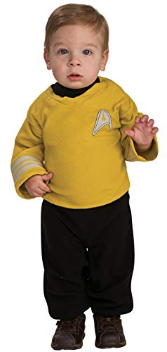 Capatin Kirk Kostüm für 1-2 Jährige