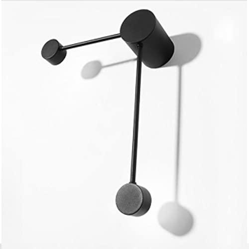 FMGR Aplique Pared Interior LED Lámpara De Pared Moderna para Salon Dormitorio Sala Pasillo Escalera,Personalidad Creativa Y Sencilla, Blanco Cálido,Natural