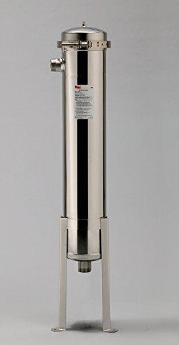 3M 20893-case BHN Series Filter Housing, Model 1BHN1B1B, Stainless Steel