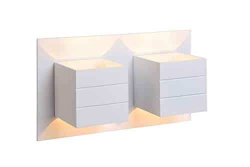 Lucide BOK - Applique Murale - G9 - Blanc