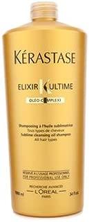 Kerastase Elixir Ultime Oleo-Complexe Sublime Cleansing Oil Shampoo (For All Hair Types) 1000ml/34oz