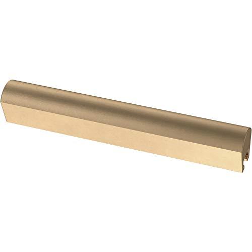 """Franklin Brass P43970K-CZ-CP Modern Arch Adjusta Cabinet Pull, 1"""" to 4"""", Champagne Bronze"""