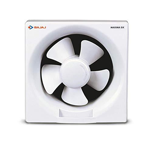Bajaj Maxima DX 150 Mm Exhaust Fan (White)