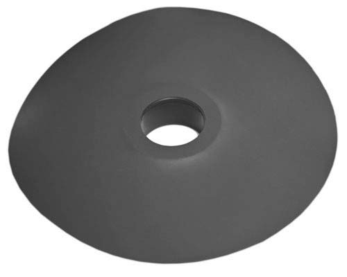 NORDFOL einseitige Foliendurchführung (110mm, schwarz) Durchführung Teich Gartenteich Schwimmteich