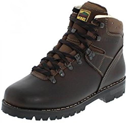 Meindl Schuhe Ortler Men - altbraun Nougat