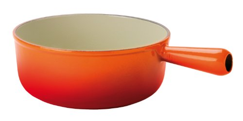 LE CREUSET, Gusseisen, Orange, 22 cm