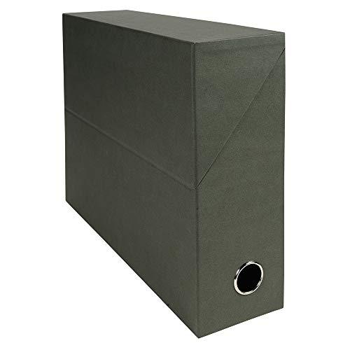 Exacompta 83133e recinto transferencia Papel 9cm verde oscuro