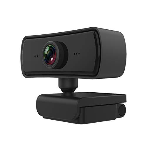 Yeyubh Adecuado para cámara HD Digital 1440P, cámara 2K USB 2.0, grabación de cámara, micrófono Incorporado cámara Web