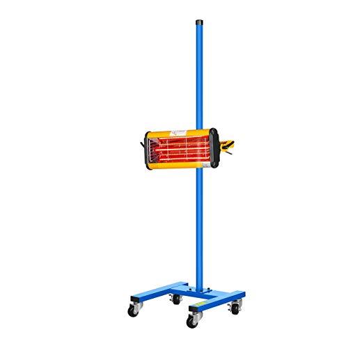 MSW Lacktrockner Infrarot Trockner Strahler IR-DRYER1000 1100 W 1 Strahler 40-100 °C Bild 4*