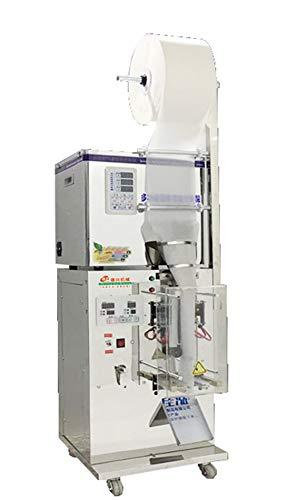 CGOLDENWALL 1-50g Automatische Wiege- und Füllmaschine Pulver/Granulat/Kraut/Teebeutel Verpackungsmaschine Messverpackungsmaschine (Spirale Fütterung)