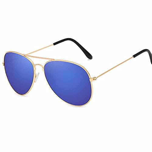 YYMM Gafas de Sol rectangulares polarizadas, Hombres livianos Mujeres Conducción Gafas Gafas de Sol Negras Populares Retro Conducción Gafas de Sol UV400 Protección,A