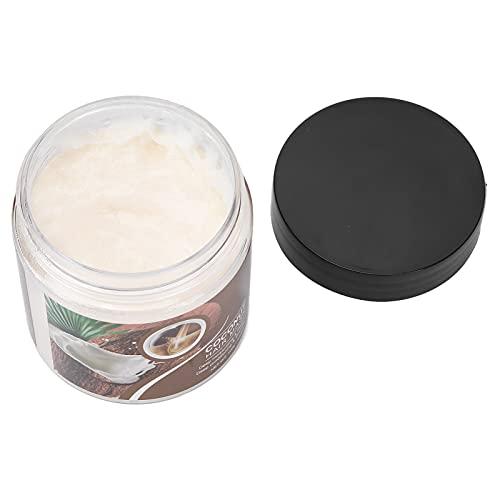 Acondicionador hidratante para el cabello con aceite de coco, mascarilla reparadora nutritiva para el cabello, 100 g de humectante suavizante para el cabello, suaviza todo tipo de cabello, mascarilla