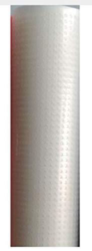 Venta al por mayor 22x100cm lienzo soluble en agua Tela de lona mágica 14ct tela de punto de cruz desaparece en agua bordado hecho a mano, Chocolate