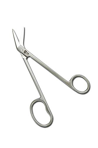 SMI – 16 cm Long Handle Toenail Scissors for Seniors Podiatrist Clippers for Disables Thick & Ingrown Nails Surgical Grade Stainless Steel Nail Scissors Precision Diabetic Pedicure Toenail Cutters