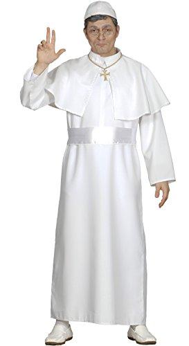 Guirca- Disfraz Adulto Papa, Talla 52-54 (80418.0)
