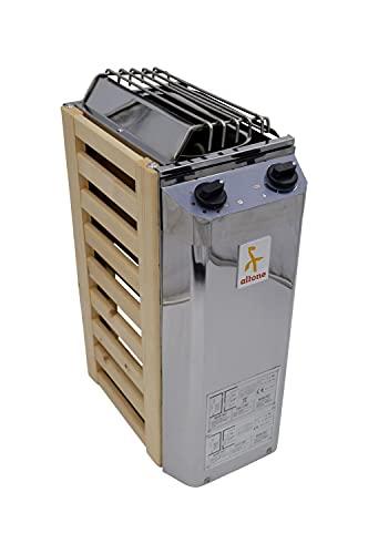 Saunaofen mit integrierter Steuerung 3,6 kW 230V