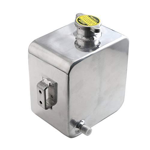 Ballylelly 2.5L Auto modifizierter Wassertank Kühlwassertank Zusatztank