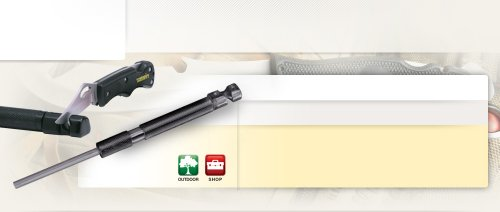 Lansky Tige Tactique Affuteur de Couteaux Diamant & Céramique