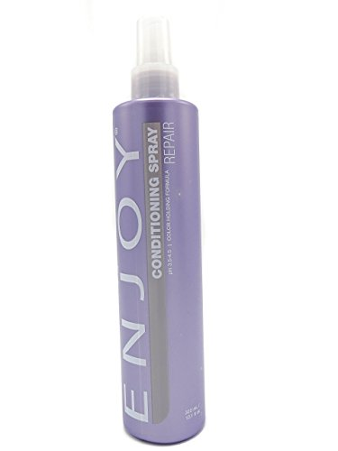 ENJOY Conditioning Spray (10.1 OZ) Moisture-Rich, Smoothing, Shine-Enhancing Conditioning Spray