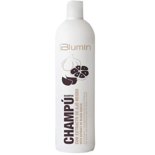 Blumin - Champú con extracto de Ajo negro