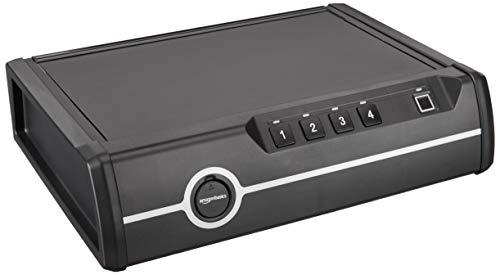 Amazon Basics Dual Firearm Safety Device with...