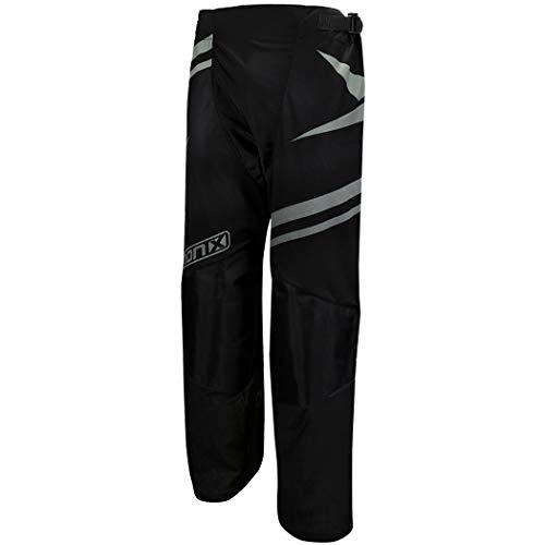 TronX Venom Inline Hockey Pants (Black/Charcoal - SR M)