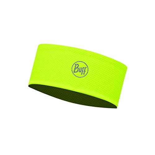 BUFF® Wide Hairband  Erwachsene Stirnband R-Solid Black