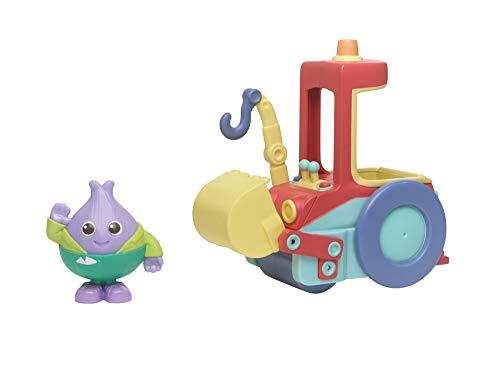 Playskool Moon and Me Mr. Onion's bumper scooter speelgoed auto en figuur set voor peuters en voorleerlingen