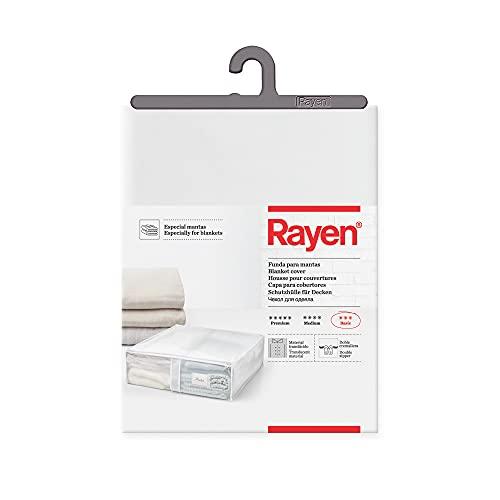 Rayen - Caja de almacenaje de ropa y mantas de cama. Bolsa...