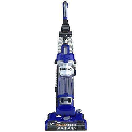 Eureka PowerSpeed NEU188 Upright Vacuum Cleaner, Blue, Black, Orange