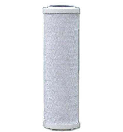 CFS COMPLETE FILTRATION SERVICES EST.2006 Compatible with Watts (WCBCS975RV) Carbon Block Water Filter Cartridge by CFS