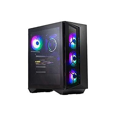 CUK Aegis R by MSI Gaming Desktop (Liquid Cooled Intel Core i7, 32GB DDR4 RAM, 512GB NVMe SSD + 2TB HDD, NVIDIA GeForce…