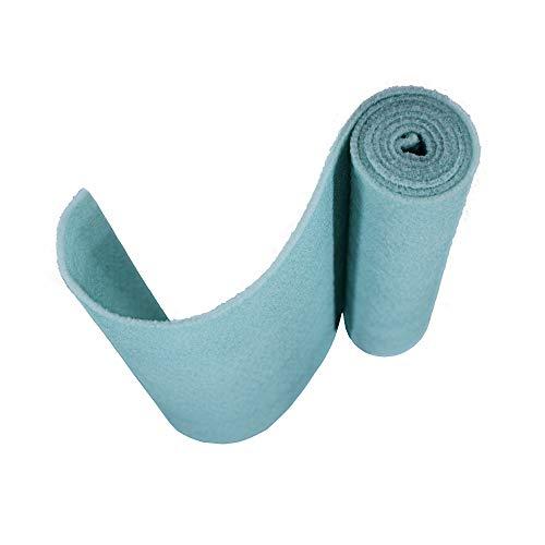 Topper Stopper - Tappetino antiscivolo premium per letti boxspring, topper e materassi, sottomaterasso di dimensioni 150 x 190 cm