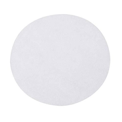 Ronde Bakpapier Vetvrij Papier Mat Hoge Temperatuur 100 Stuks Bakken Geroosterd Papier Keuken Cookong Gereedschap 6/8/10 Inch(10 inch)