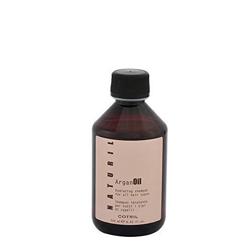Cotril Naturil Argan Oil Hydrating Shampoo for all hair types 250ml - shampoo idratante per tutti i tipi di capelli