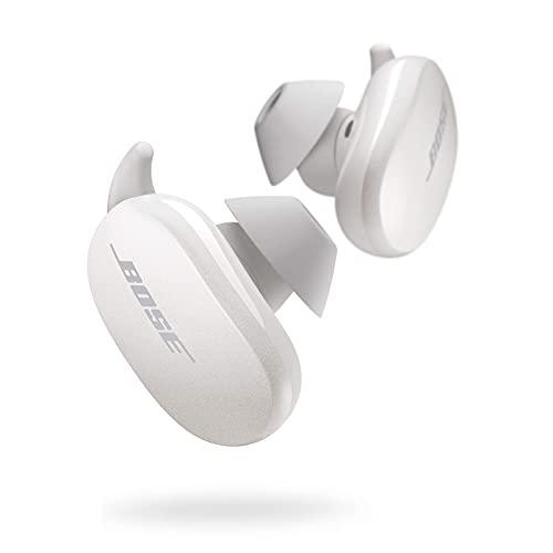 Bose QuietComfort Earbuds 完全ワイヤレスイヤホン ノイズキャンセリング マイク付 最長6時間+12時間 再生 タッチ操作 防滴 ソープストーン ワイヤレス充電対応