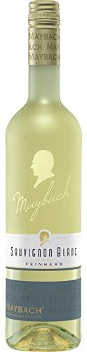 Maybach Sauvignon Blanc Qualitätswein feinherb (1 x 0.75 l)