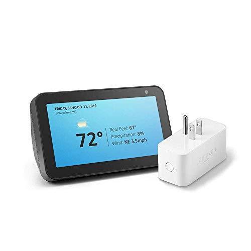 57% off the Echo Show 5 with Amazon Smart Plug