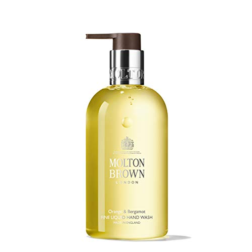 MOLTON BROWN Orange & Bergamot Fine Liquid Hand Wash, 300 ml