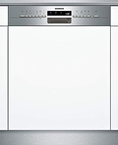 Siemens SN536S00HE iQ300 teilintegrierter Geschirrspüler / A++ / 258 kWh/Jahr / 2100 L/Jahr / varioSpeed Plus / Glas 40 Programm / varioFlex-Korbsystem