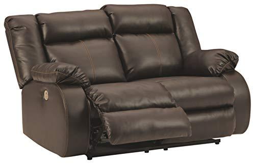 Signature Design by Ashley Denoron Sofa, Brown -  Ashley Furniture Industries, 5350574