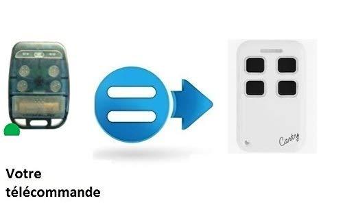 Télécommande pour remplacer ADYX TE433HG Porte de Garage Portail Envoi Gratuit