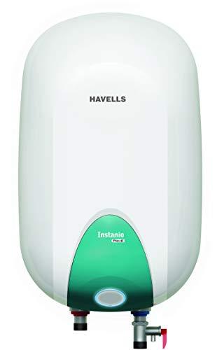Havells Instanio Prime 15 Litre Storage Water Heater (White Blue)
